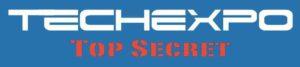 Tech Expo Top Secret Logo