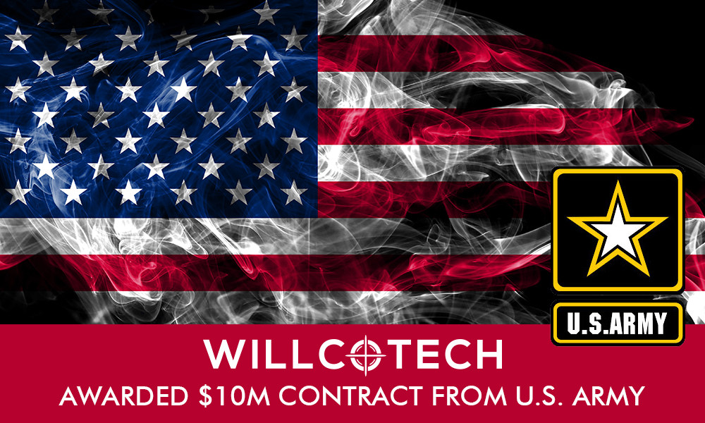 WillCo Tech Awarded U.S. Army Contract